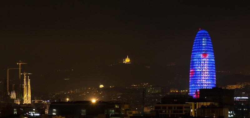 Torre Glòries de Barcelona