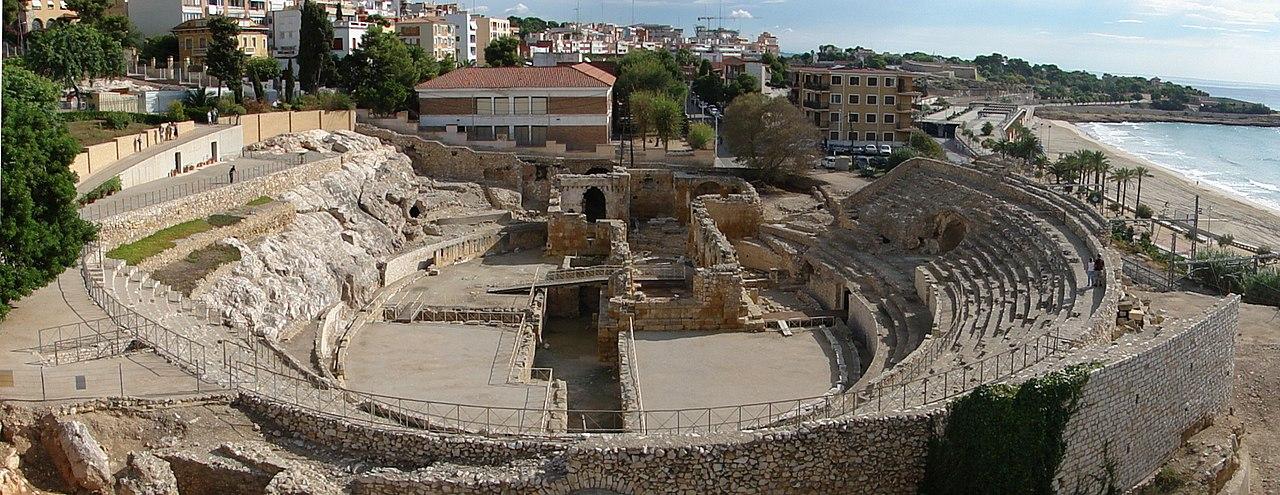 Visitar el anfiteatro de Tarragona