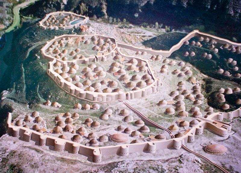 Yacimiento arqueológico de Los Millares, Almería