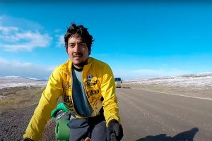 Descansa en paz, Iohan Gueorguiev, The Bike Wanderer