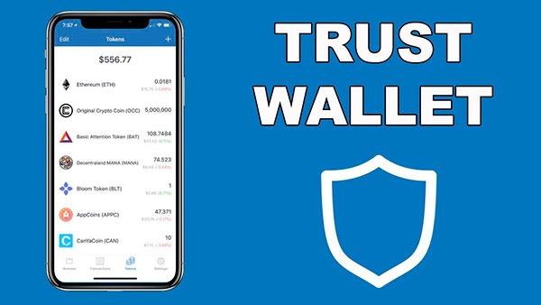 Trustwallet mejores billeteras para criptos